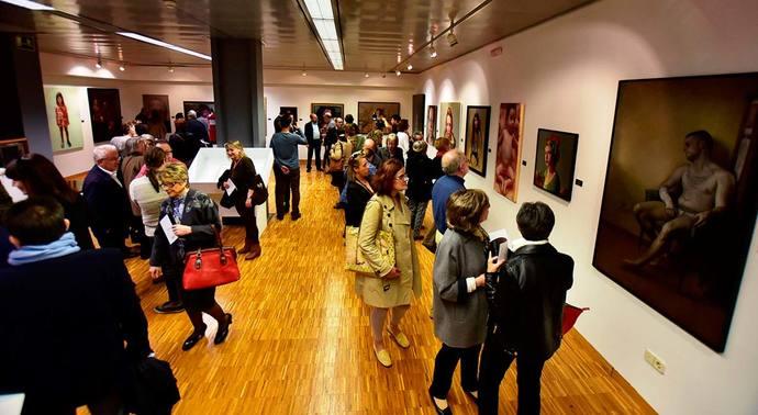 5.000 personas visitan exposiciones Fundación Caja Rural de Aragón