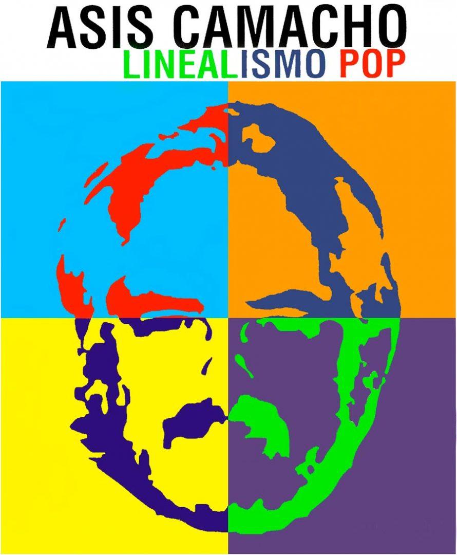 linealismo pop Asís Camacho