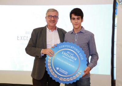 Las Fundación Caja Rural de Aragón entrega las Becas Excelencia al Estudio y Deporte