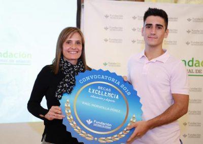 Las Fundación Caja Rural de Aragón entrega las Becas Excelencia al Estudio y Deporte 3