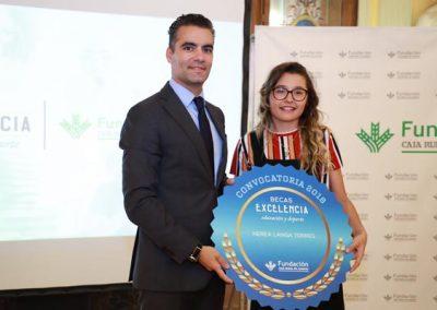 Las Fundación Caja Rural de Aragón entrega las Becas Excelencia al Estudio y Deporte 4