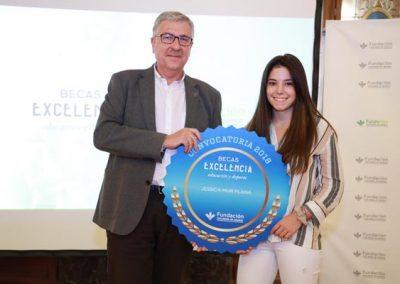 Las Fundación Caja Rural de Aragón entrega las Becas Excelencia al Estudio y Deporte 5