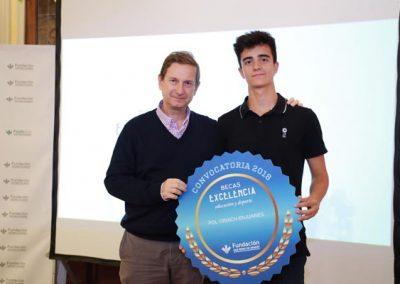 Las Fundación Caja Rural de Aragón entrega las Becas Excelencia al Estudio y Deporte 6