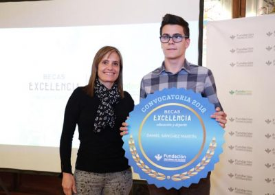 Las Fundación Caja Rural de Aragón entrega las Becas Excelencia al Estudio y Deporte 7