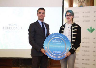 Las Fundación Caja Rural de Aragón entrega las Becas Excelencia al Estudio y Deporte 8