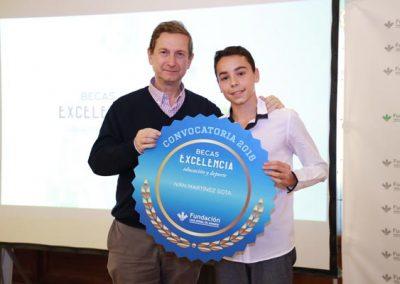Las Fundación Caja Rural de Aragón entrega las Becas Excelencia al Estudio y Deporte 9