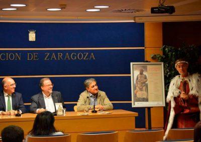 La Fundación colabora con DPZ en el recuerdo del 900 aniversario de la conquista de Zaragoza