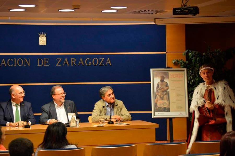 Fundación colabora DPZ recuerdo del 900 aniversario conquista Zaragoza