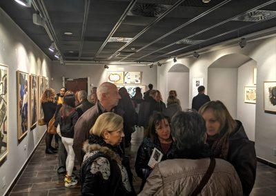La obra del polifacético Josep Guinovart ya se puede contemplar en la Sala BAntierra del edificio corporativo de Zaragoza 5