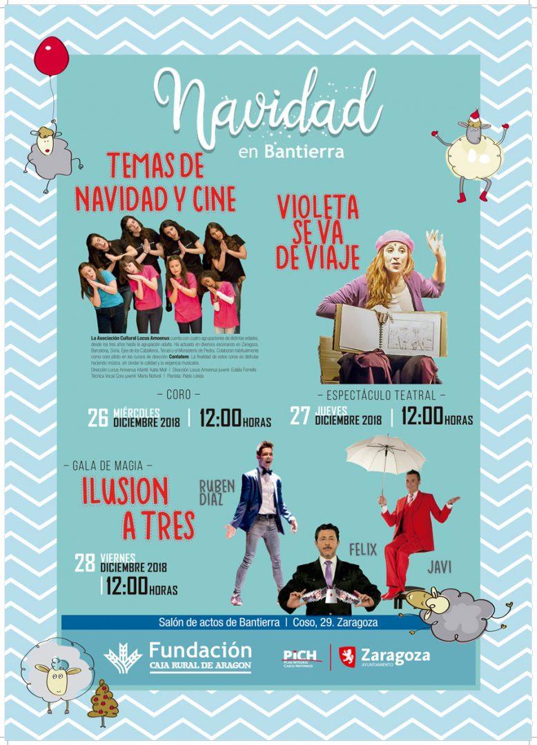 Navidad en Bantierra por Fundación Caja Rural de Aragón