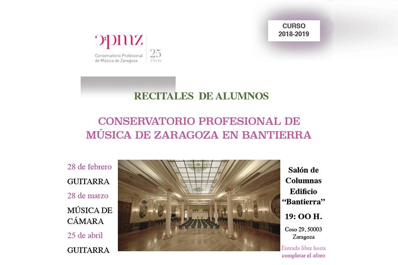 conservatorio musica zaragoza