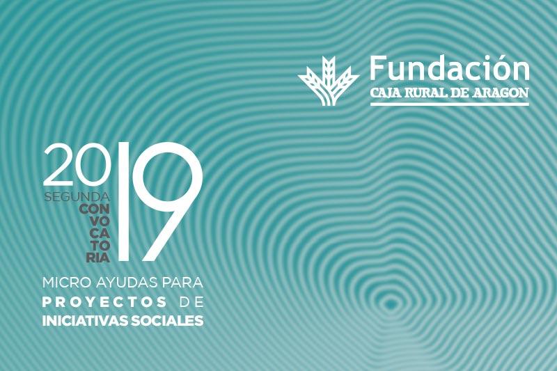 Gran éxito de la II Convocatoria de las Micro Ayudas de la Fundación Caja Rural de Aragón