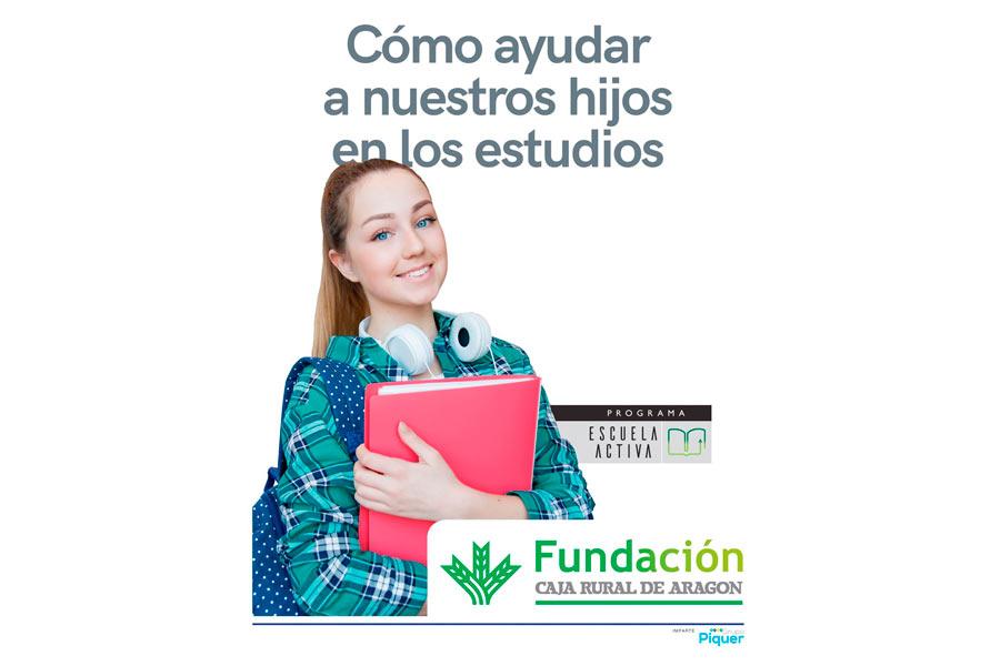 Talleres de formación para padres e hijos en el medio rural, nueva iniciativa de la Fundación Caja Rural de Aragón