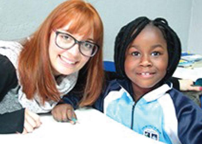 bantierra voluntariado con infancia y juventud