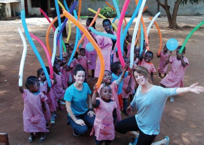bantierra voluntariado programas internacionales
