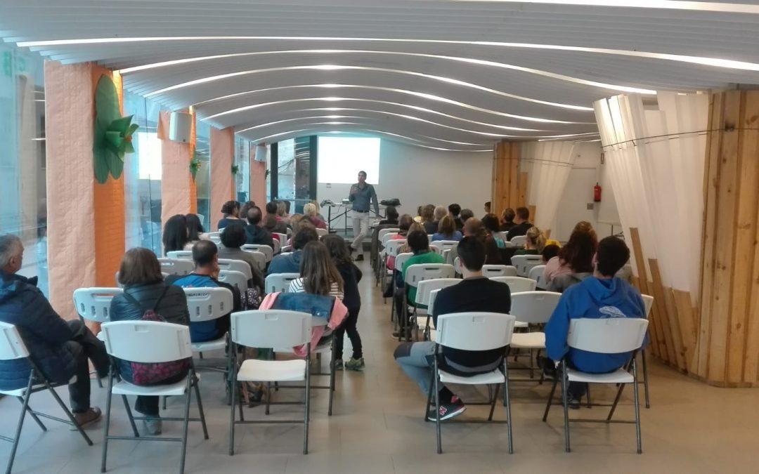 """Cerca de 300 personas han pasado ya por la """"Escuela Activa"""" de la Fundación"""