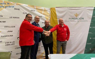 Fundación Caja Rural de Aragón colabora con la Rompepiernas 2020