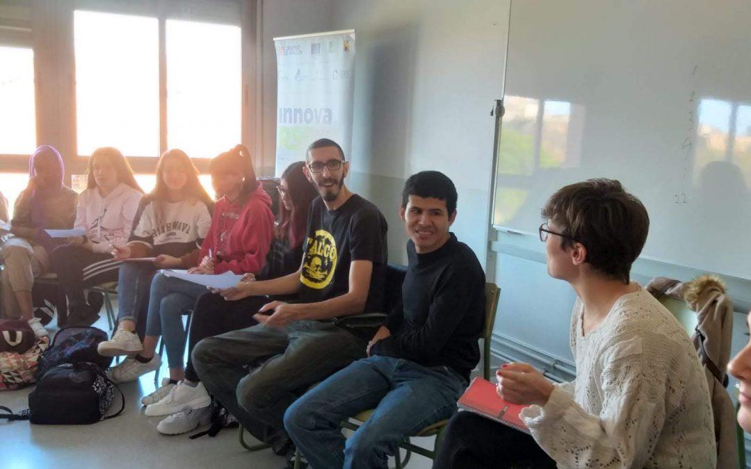 Fundación Caja Rural de Aragón lleva el programa Conciencia RSE al medio rural