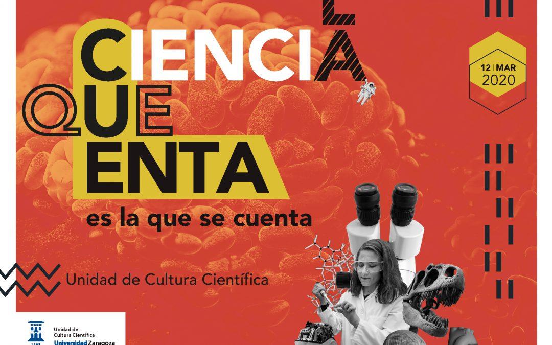 X Jornada de Divulgación Científica patrocinada por Fundación Caja Rural de Aragón
