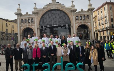 Fundación Caja Rural de Aragón apadrina un año más el Club Inclucina
