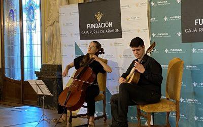 Fundación Caja Rural de Aragón celebra el Día Europeo de la Música con un concierto de Musethica
