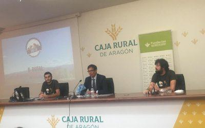 Más de 1000 kilómetros en bici patrocinados por la Fundación Caja Rural de Aragón: reto B-Rutal