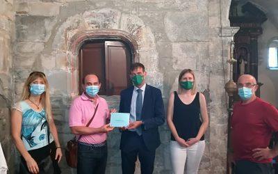 Fundación Caja Rural de Aragón colabora en la rehabilitación del patrimonio aragonés