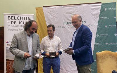 """""""Belchite de Pelicula"""" presentado en Caja Rural de Aragón"""