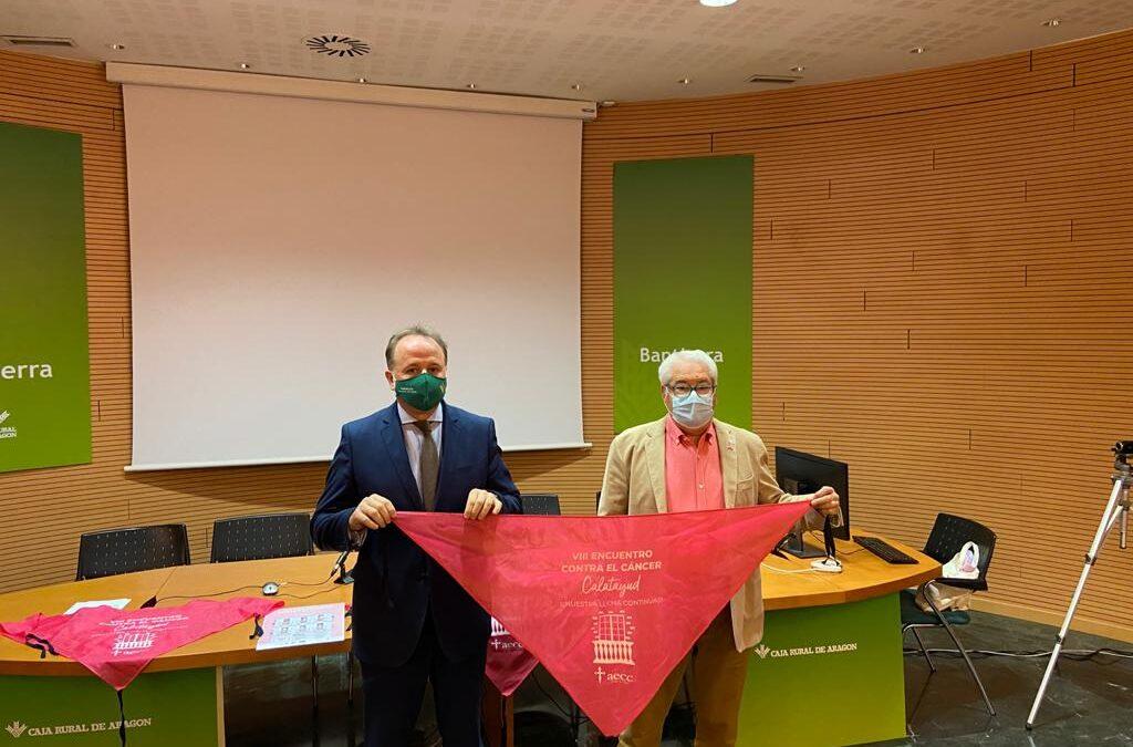 Calatayud presentó la Pañoleta Solidaria impulsada por Fundación Caja Rural de Aragón