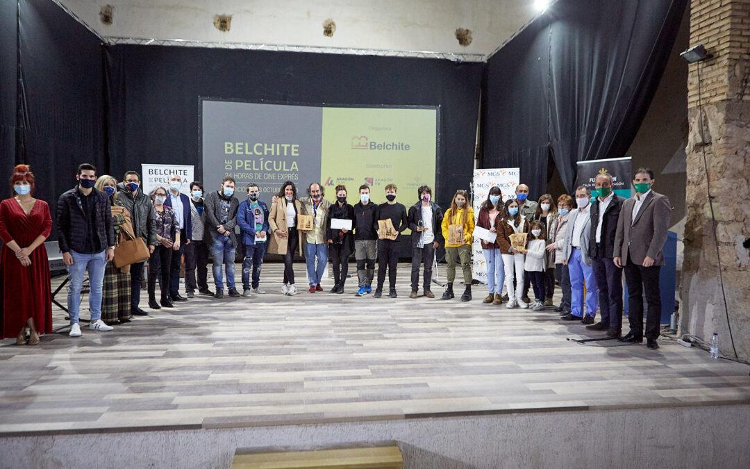 III Edición Belchite de Película patrocinada por Fundación Caja Rural de Aragón