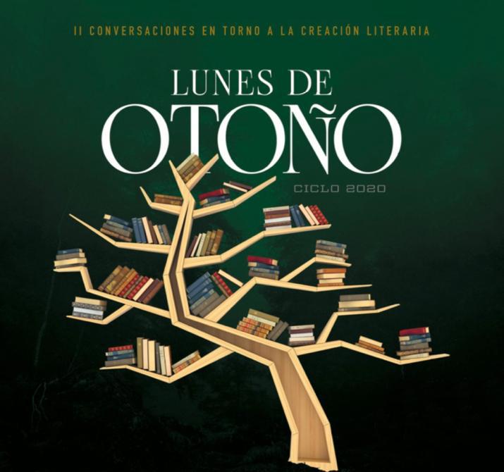 Nueva edición de Lunes de Otoño, el ciclo literario de Fundación Caja Rural de Aragón