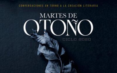 Fundación Caja Rural de Aragón lanza el ciclo literario Martes de Otoño