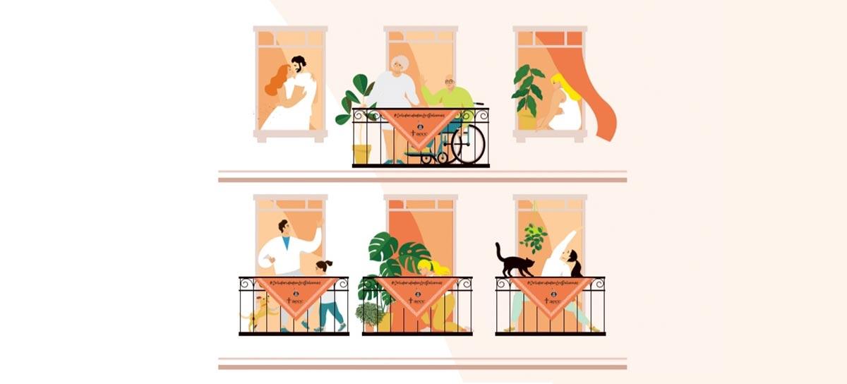 fraga en los balcones 2020