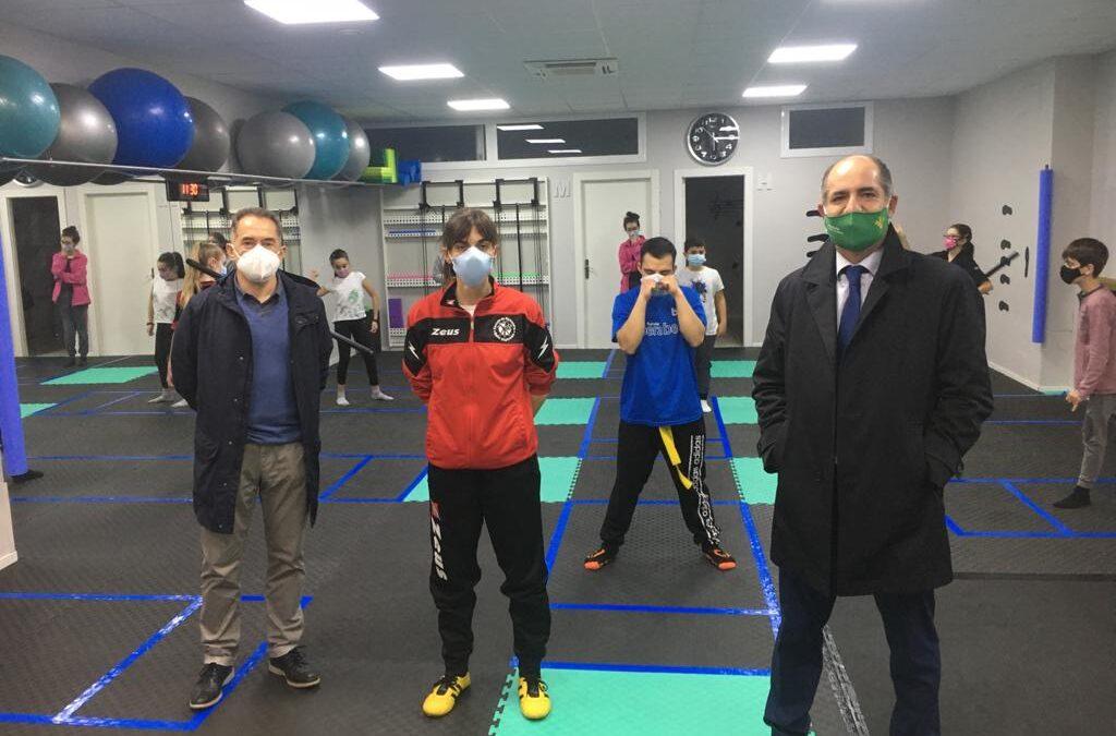 Fundación CRA impulsa el kickboxing en La Rioja como motor de integración