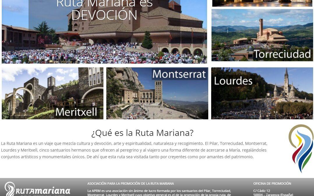 Fundación Caja Rural de Aragón impulsa la Ruta Mariana