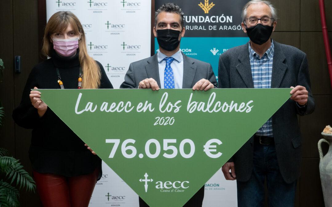 Más de 10.000 personas se unieron a la Pañoleta Solidaria contra el cáncer