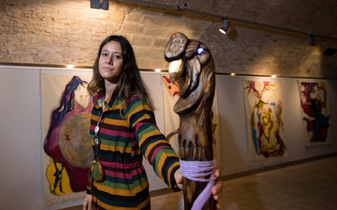 Kawsay se expone en Zaragoza en la Sala Caja Rural de Aragón