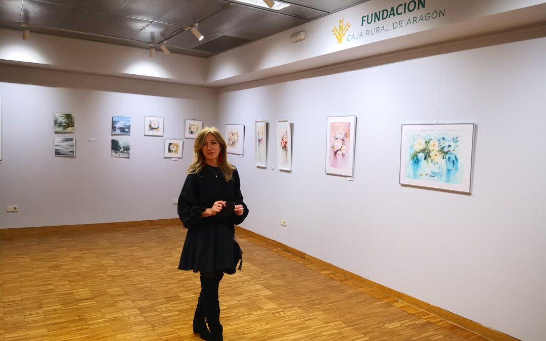"""""""Agua, luz y color"""" nueva exposición de Fundación Caja Rural de Aragón"""
