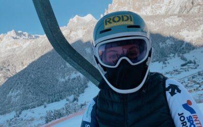 La esquiadora Celia Abad logra un 4º puesto en Carezza