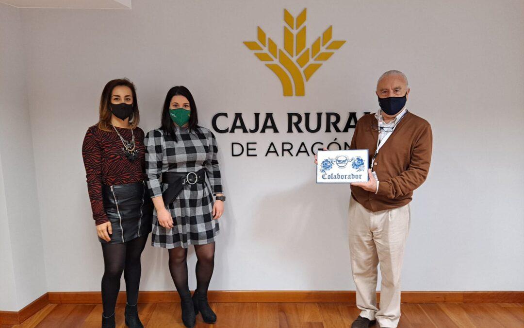 El Banco de Alimentos de Zaragoza reconoce la colaboración del voluntariado de nuestra Fundación