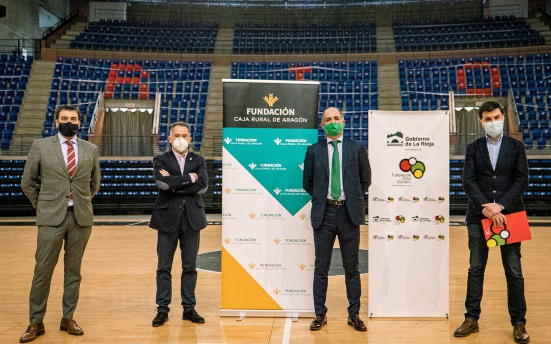 El Gobierno de La Rioja firma un convenio con Fundación Caja Rural de Aragón