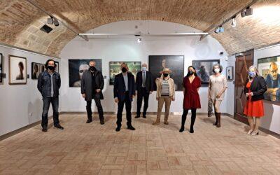 El ModPortrait exhibe sus mejores obras en Caja Rural de Aragón