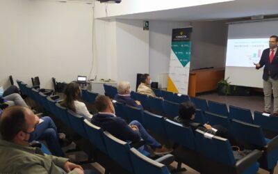 San Mateo de Gállego acoge la segunda jornada de formación para cooperativas agroalimentarias
