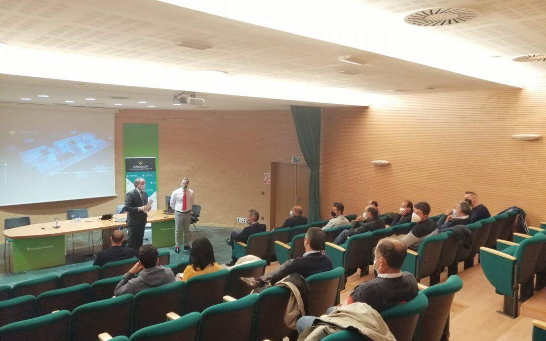 Calatayud acogió una nueva formación para cooperativas agroalimentarias