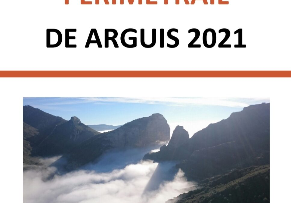 Fundación Caja Rural de Aragón patrocina la Perimetrail de Arguis