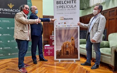 Belchite de Película inicia hoy su IV edición con el patrocinio de Fundación Caja Rural de Aragón