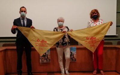Gallur presentó su Pañoleta Solidaria a favor de la AECC