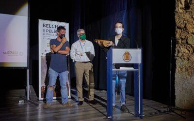 Belchite disfruta de dos intensos días de cine con el patrocinio de nuestra Fundación