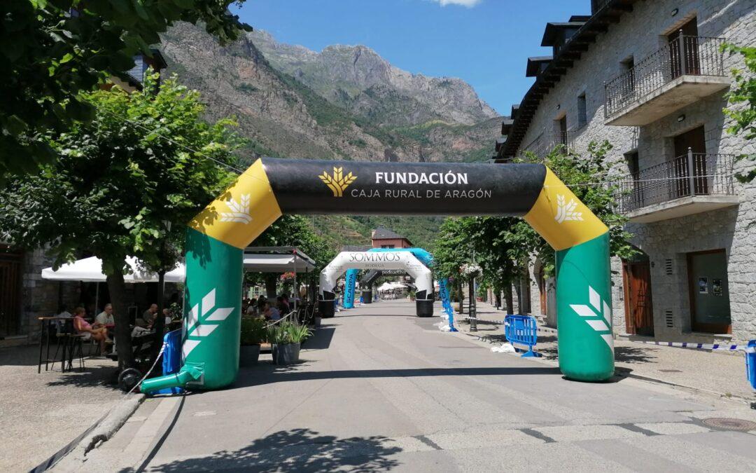 Benasque vivió durante el fin de semana la gran fiesta de las carreras de montaña