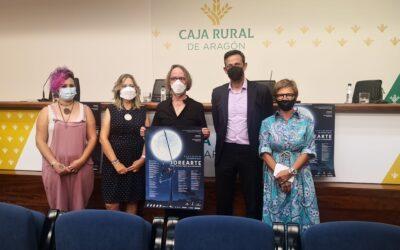 El Festival Jorearte, patrocinado por nuestra Fundación, lleva cultura de calidad a la Hoya de Huesca